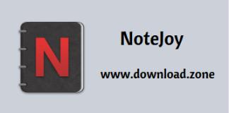 NoteJoy Software Free Download