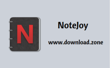 NoteJoy Software Free Download