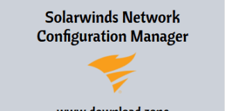 Solarwinds Network Configuration Manager Software