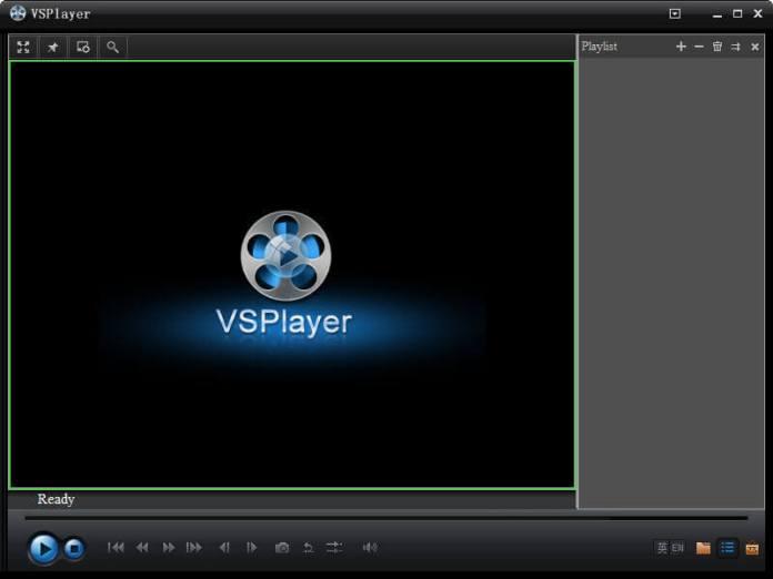 VSPlayer Video Streaming Player For Windows