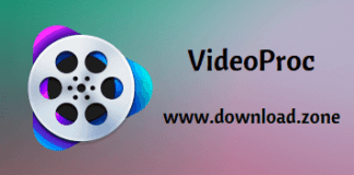 VideoProc Software Free Download