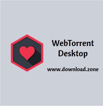 WebTorrent Dekstop