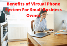Benefits of Virtual Phone System For Small Business Owner
