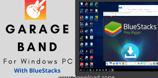 GarageBand For Windows Pc With BlueStacks