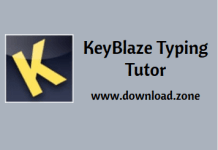 KeyBlaze Typing Tutor Software Free Download