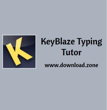 KeyBlaze Typing Tutor Software Free Download