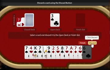 discard a card