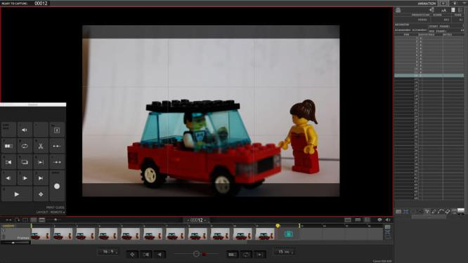 Dragonframe Stop Motion Animation Software