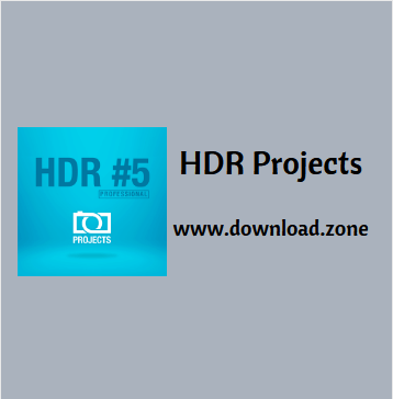 HDR Projects Software
