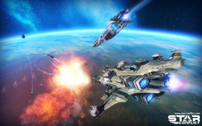 Star Conflict Picture