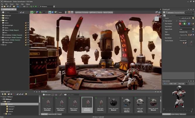 Xenko Game Studio To Develop Game
