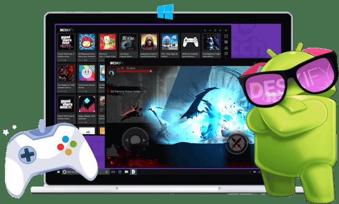 Deskify Android Emulator