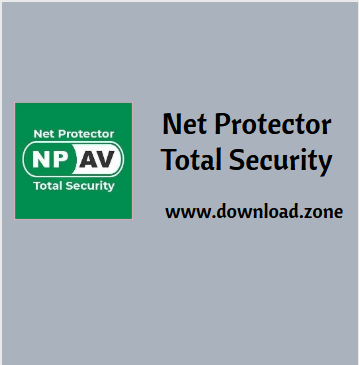Net Protector Total Security Antivirus For PC