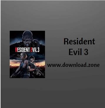 Resident Evil 3 Game Download