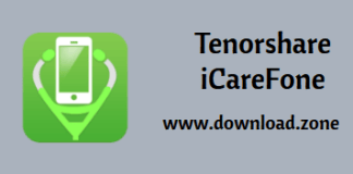 Tenorshare iCareFone iOS File Manager Software For Windows