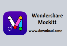Wondershare Mockitt Software For PC