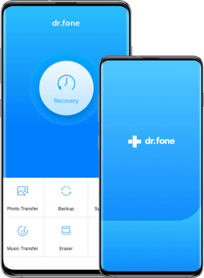 dr fone data recovery app
