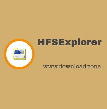HFSExplorer Read Mac Drive On Windows