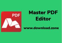 Master PDF Editor Software For Mac OS