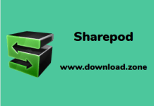 Sharepod Software For PC
