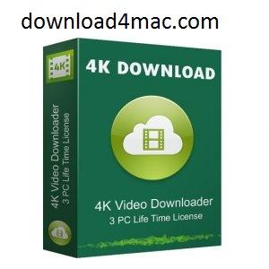 4K Video Downloader 4.13 Crack FREE Download