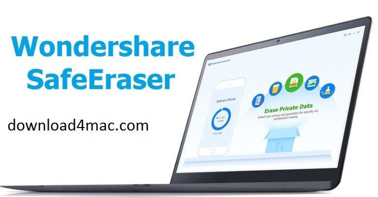 Wondershare SafeEraser 3.8.1 Crack