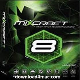 Mixcraft Pro 8 Crack + Key Full Download Latest Version 2021