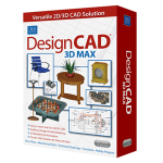 DesignCAD 3D Max 26.0 Free Download
