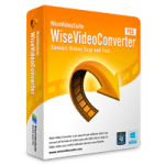 Portable WiseVideoSuite Video Converter Pro 2.21 Free Download