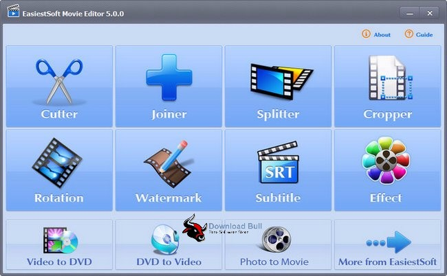 Download EasiestSoft Movie Editor Portable 5.1 Free