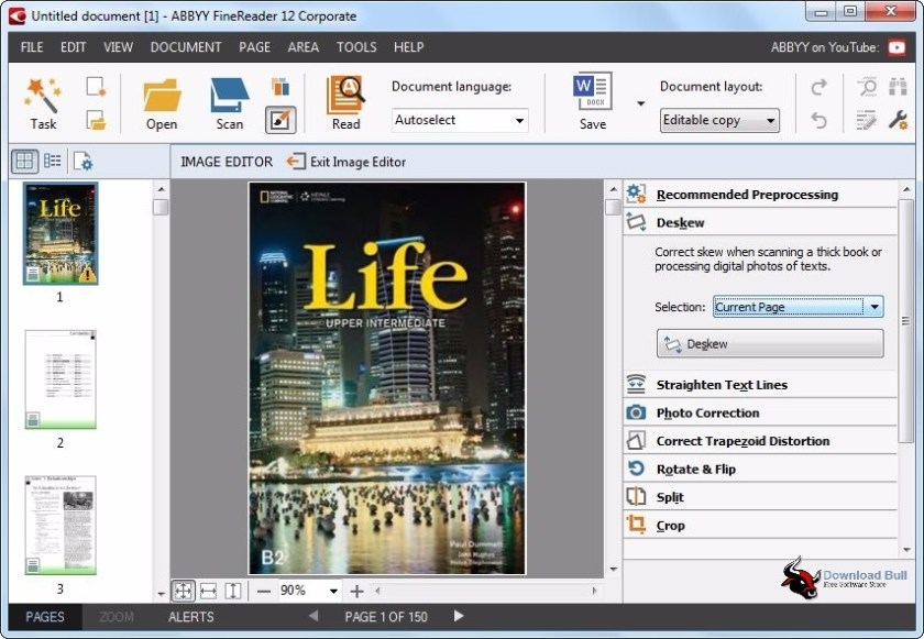 Download Portable ABBYY FineReader Corporate 12 Free