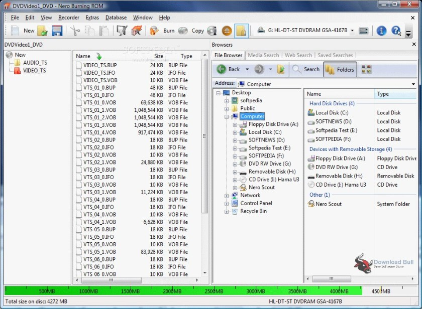 Nero Burning ROM Express 18.0 Overview