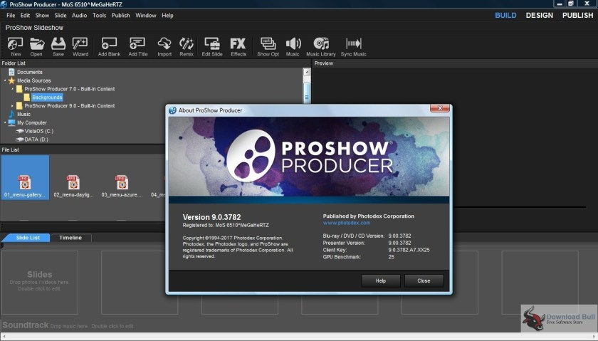 Portable Photodex ProShow Producer 9.0 Review