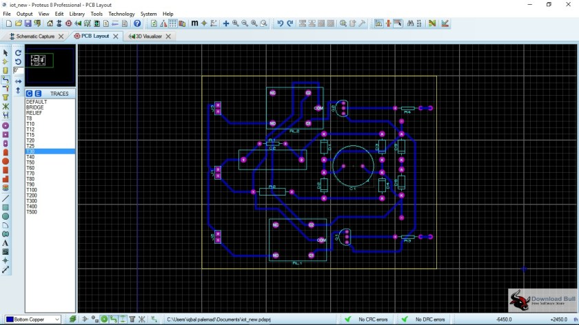 Portable Proteus PCB Design 8.6 Professional SP2 Overview