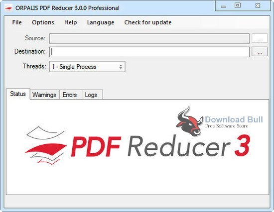 Download Portable ORPALIS PDF Reducer Professional 3.0 Free