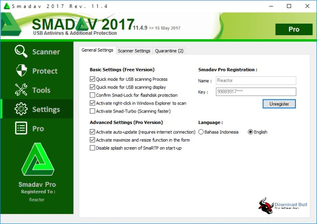 Portable Smadav Pro 2017 Free Download