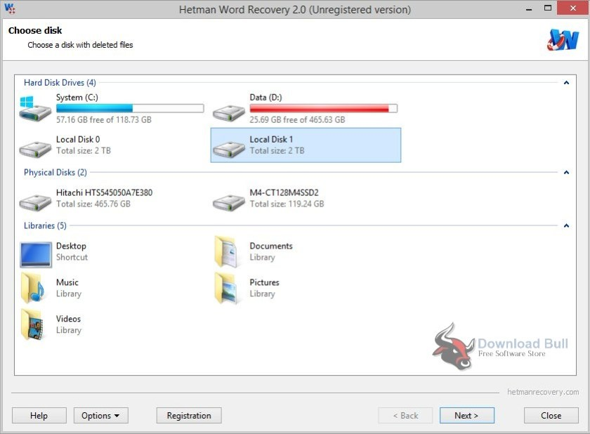 Download Portable Hetman Word Recovery 2.4 Free