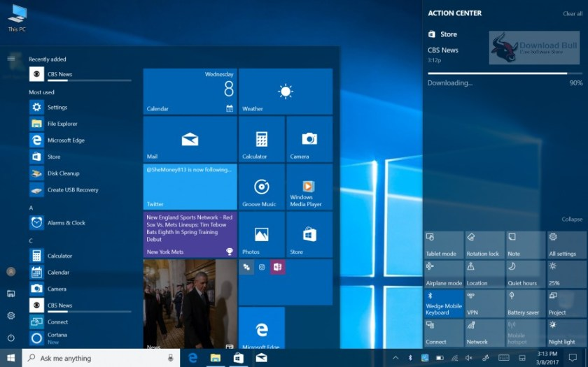 Windows 10 RS4 AIO 1803 May 2018 Free Download