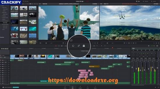 Davinci Resolve Studio Crack 17.1 Plus License Key Free Download 2021
