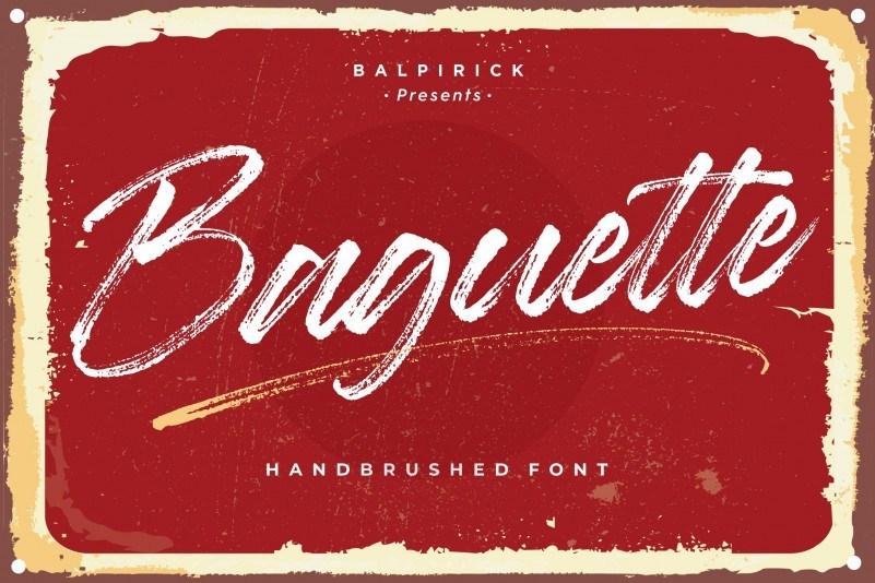 Baguette-Brush-Font-1