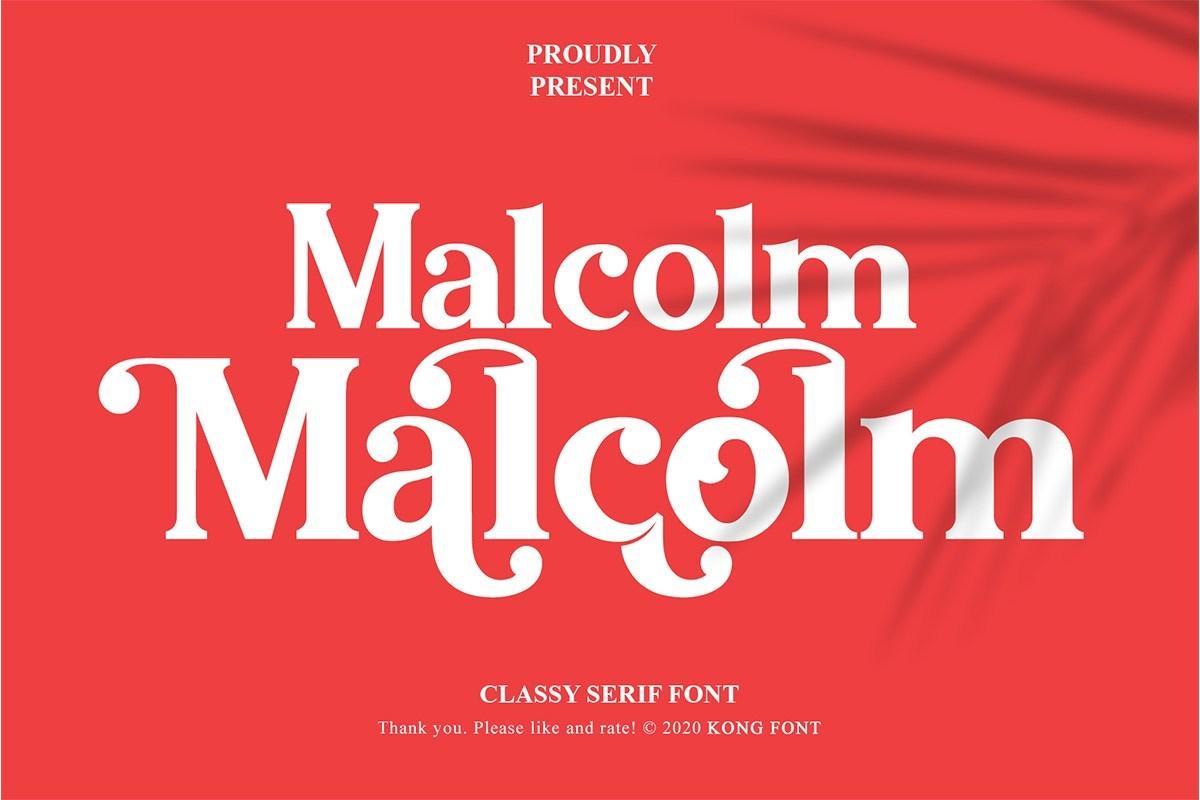Malcolm-Classy-Serif-Font-1