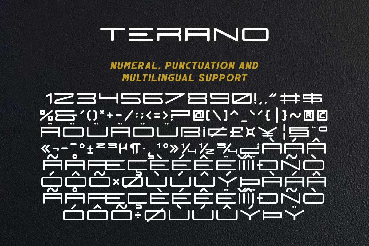 Terano-Font-3