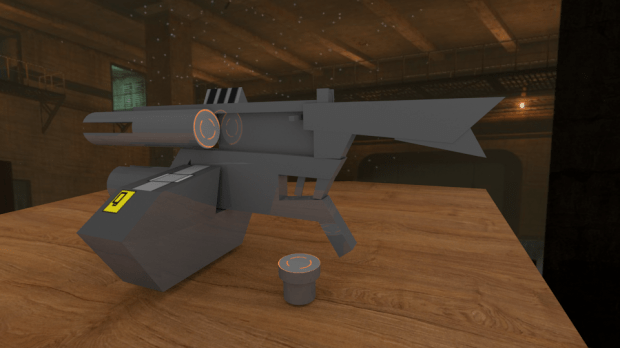 Unturned Style AR2 Pulse Rifle