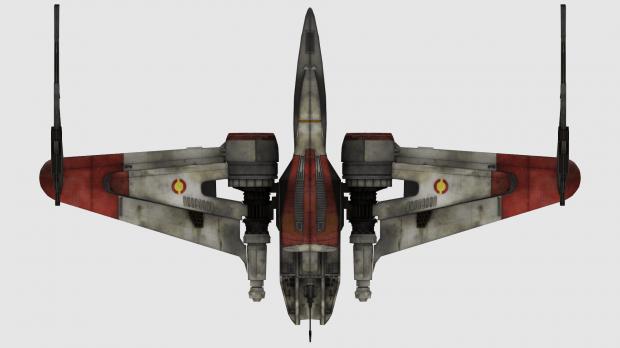 Star Wars Arc 170 Fighter Downloadfree3d Com