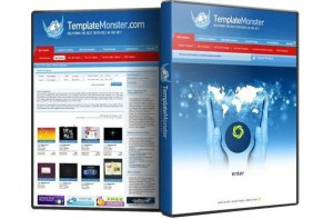 100 Templates TemplateMonster Collection - Series 17000