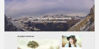 CreativeMarket - Adventure Us v1.0.0 - Travel Blog Theme