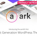 The Ark v1.10.1 – Next Generation WordPress Theme Nulled Free