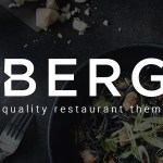 BERG v3.1.8 – Restaurant WordPress Theme Nulled Free