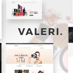 Valeri v1.0 – Responsive Prestashop Theme for Beauty SPA and Salons Nulled Free