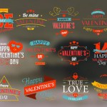 VideoHive Happy Valentine's Day Badges Pack 10298813 Free